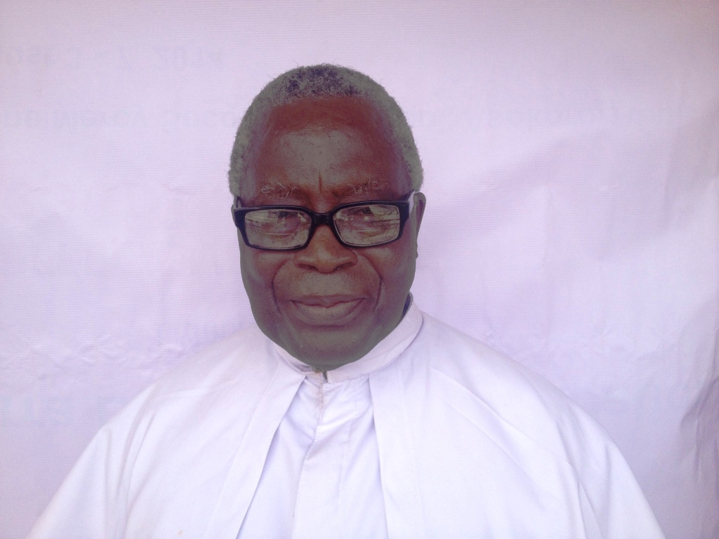 Rev. Fr. Prof. Patrick Isichie
