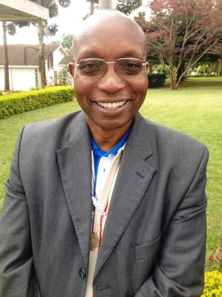 Rev. Bro. Albert Nzabonaliba (Ph.D)