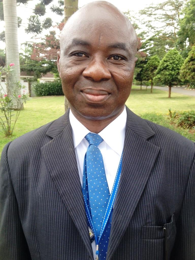Rev. Bro. Cyprian Gandeebo (Ph.D)