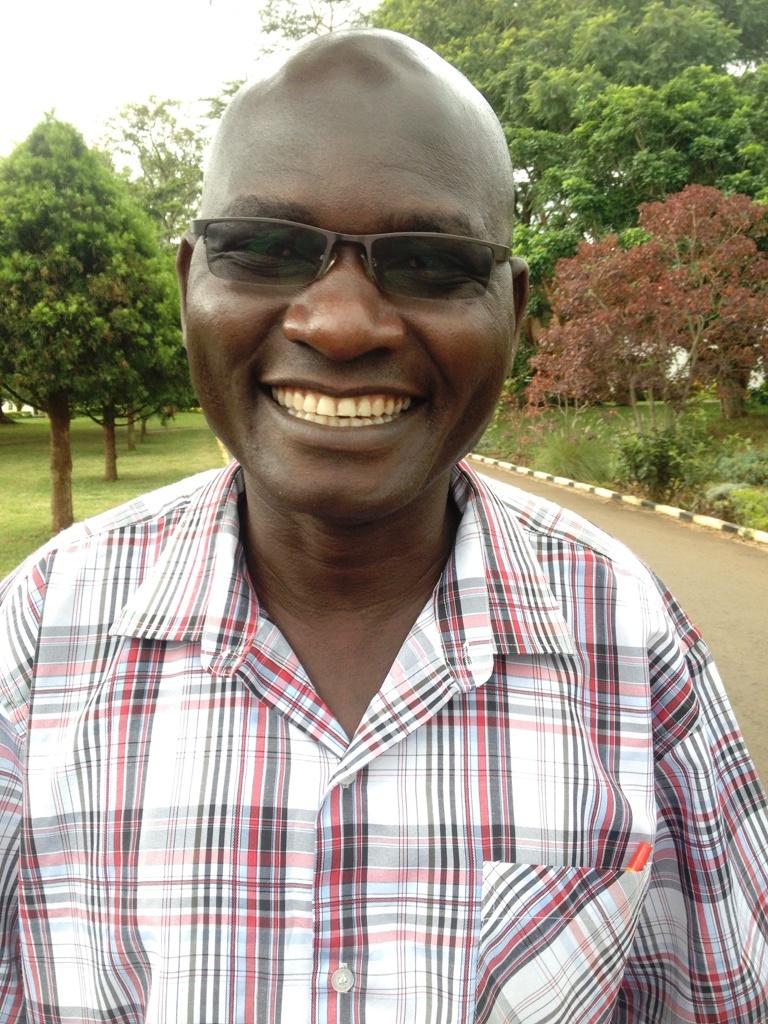 Dr. Peter Jairo Aloka