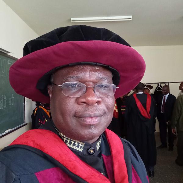 REV DR JOYZY PIUS EGUNJOBI (AG DIRECTOR)