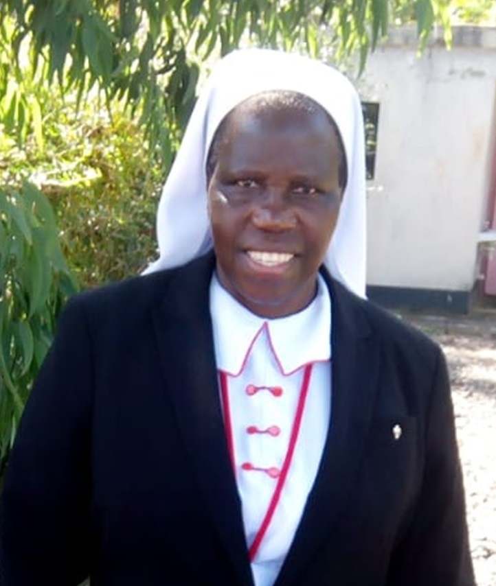 REV SR MARILYN ATIMANGO (COORDINATOR OF COUNSELING AND PRACTICUM)